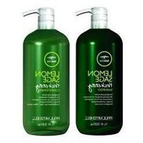 Paul Mitchell Tea Tree Lemon Sage Thickening Shampoo and