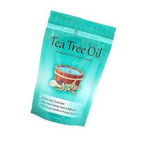 Tea Tree Oil Foot Soak With Epsom Salt, Helps Soak Away