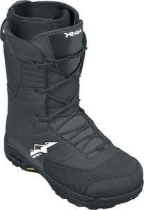HMK TEAM BOOT BLK SZ8, HMK Part Number: 11-52108-WPS, Stock