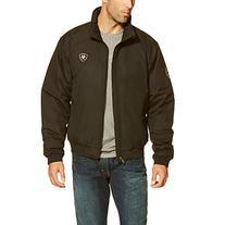 Ariat Men's Team Jacket, Black, Large