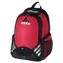adidas Team Speed Backpack, University Red, One Size Fits