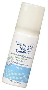Nature's Tears Eyemist 1 0z. bottles-2 pack