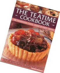 The Teatime Cookbook - 150 Homemade Cakes, Bakes & Party