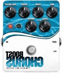 Tech 21 CHR Boost Chorus Guitar Effect Pedal