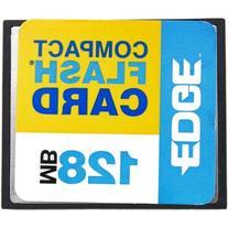 EDGE Tech Corporation 128mb Edge Premium Compact Flash Card