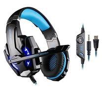Beyda Tech NEW 3.5mm Gaming Headset Game Headphone Headsets