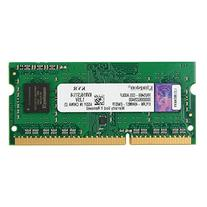 Kingston Technology 4GB 1600MHz DDR3L PC3-12800 1.35V Non-