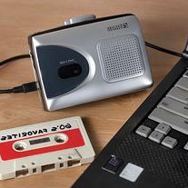 Encore Technology Portable Cassette Converter