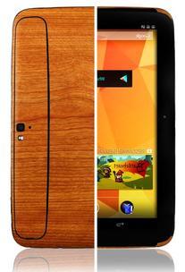 Skinomi TechSkin - Google Nexus 10 Screen Protector + Light