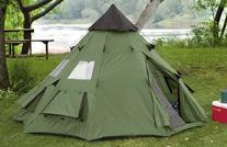 Guide Gear Teepee Tent 10' x 10&#39