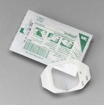 "3M Tegaderm Transparent Film Dressing - 4"" x 4 3/4"" - Pack"