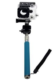 Telescopic Handheld Monopod and Tripod Adapter for Cameras,
