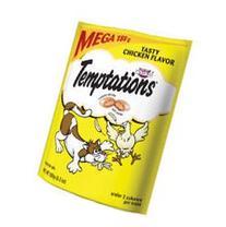 Whiskas Temptations Tasty Chicken Cat Treats 6.3-oz pouch