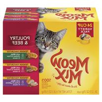 Meow Mix® Tender Favorites Variety Pack Cat Food size: 2