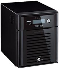 Buffalo TeraStation 5400 4-Drive 8 TB Desktop NAS for Small/