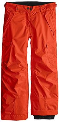 686 Boy's All Terrain Insulated Pant, X-Large, Burnt Orange