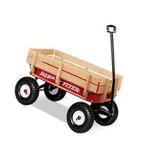 Radio Flyer All-terrain Wagon Ride-on, Wagon for Kids