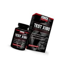 Force Factor Test X180, Free Testosterone Booster to Build
