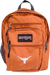 Texas Longhorns Jansport Big Student Backpack
