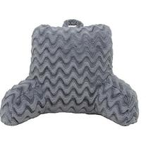 Mainstays Textured Faux Fur Backrest, Multiple Colors