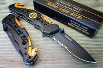 TAC Force TF-723EM Assisted Opening Tactical Folding Knife,