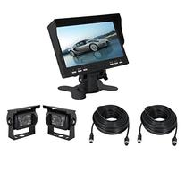 Esky 7-Inch TFT LCD Color Monitor Car Backup Rear View