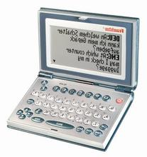 Franklin TG-470 12 Language European Translator