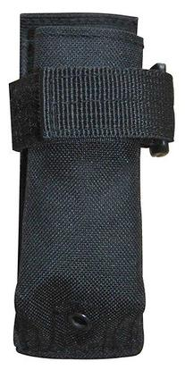 TG312B Black MOLLE Flashlight Pouch Hunting Airsoft, law