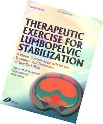 Therapeutic Exercise for Lumbopelvic Stabilization: A Motor