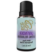 Ovvio Oils Therapeutic Grade Aromatherapy Lavender Essential