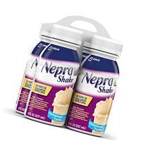 Nepro Therapeutic Nutrition Shake, Vanilla, 8 Ounce