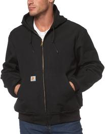 Carhartt Men's Big & Tall Thermal Lined Duck Active Jacket