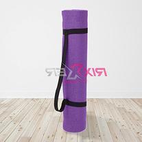 Rixxer 1/4 Inch Thick Non-Slip Eco-Friendly Yoga/Exercise