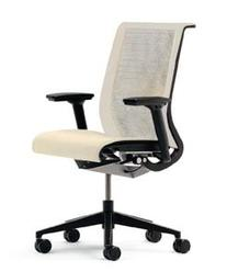 Think Chair by Steelcase: Fully Adjustable Arms - LiveBack