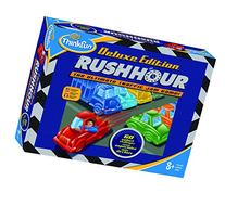 Think Fun Rush Hour Deluxe Traffic Jam Logic Game and STEM