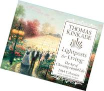 Thomas Kinkade Lightposts for Living 2014 Mini Day-to-Day