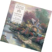 Thomas Kinkade Lightposts for Living 2014 Wall Calendar