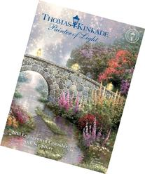 Thomas Kinkade Painter of Light with Scripture 2013