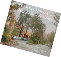 Thomas Kinkade Painting on Location 2015 Deluxe Wall