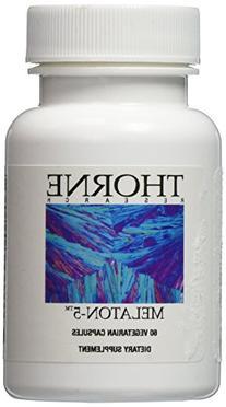 Thorne Research - Melaton-5 - Melatonin Supplement  - 60