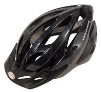 Schwinn Adults' Thrasher Microshell Helmet, Color: Black