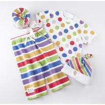 """Lollipop Loungewear"" Three Piece Gift Set"