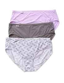 Jockey Three Pack Hipster Panties