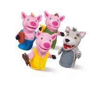 The Three Little Pigs Storytelling Puppet Set
