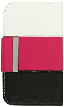 NEEWER® Three Color Wallet Faux Leather Card Case Skin