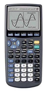 TI-83 Plus Graphing Calculator - Teacher Pack of 10