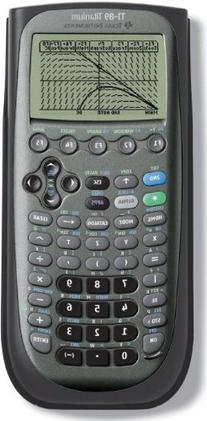 Texas Instruments TI 89 Titanium Graphing Calculator With
