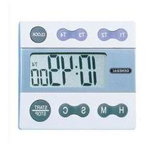General TI388 Digital Four Channel Timer and Clock