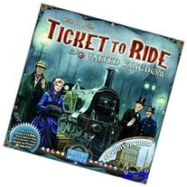 Ticket to Ride Map Collection Volume 5: United Kingdom Board
