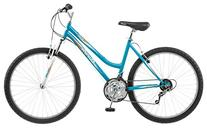 Pacific 264149PD Womens ATB Tide Bike, Blue - 26 inch